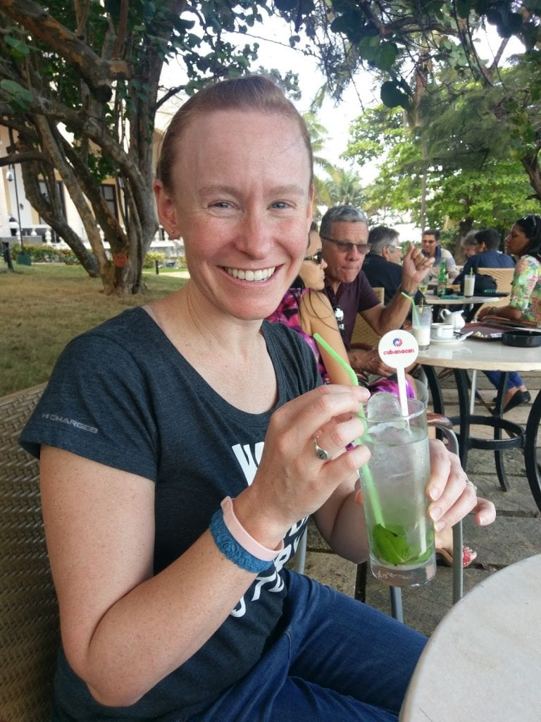 drinks in cuba an authentic mojito