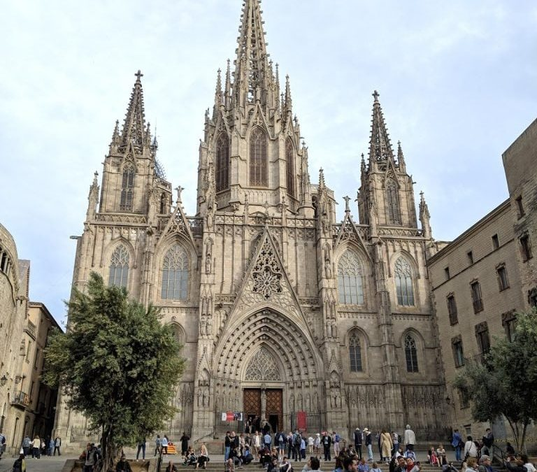 Exploring Barcelona – Part I