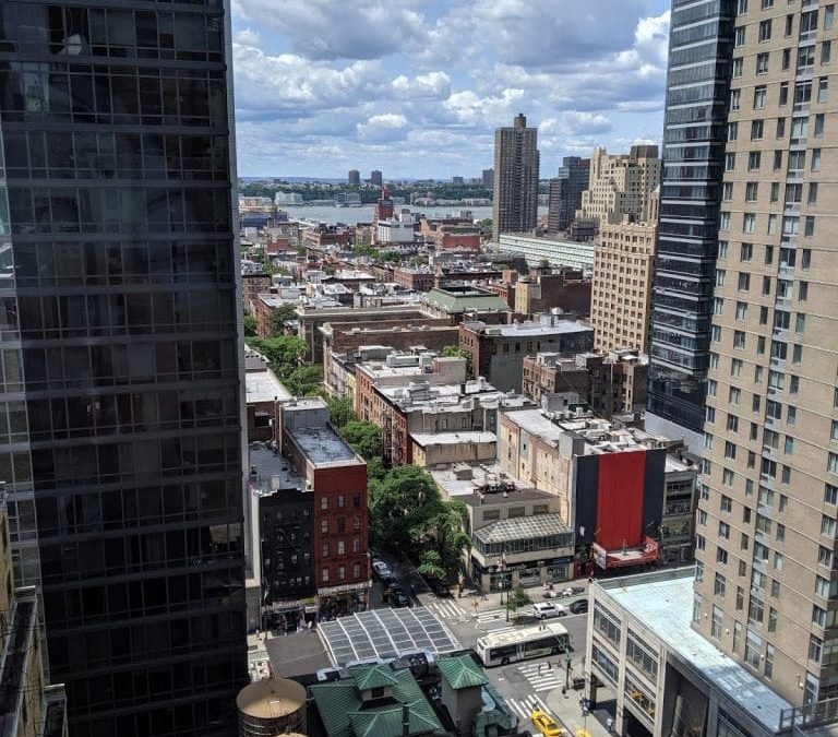 A Weekend in the City – Day 1