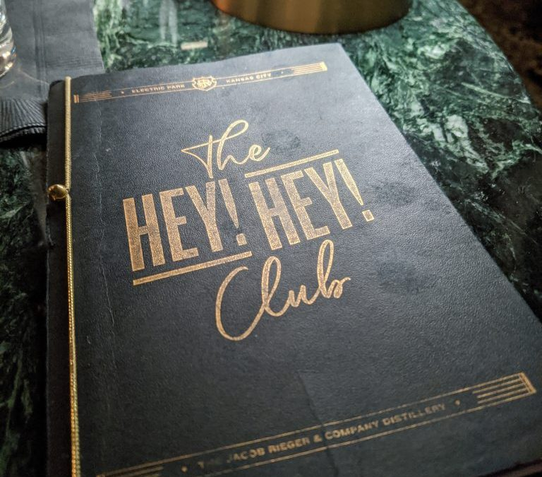 The Best Date Night in Kansas City at The Hey! Hey! Club