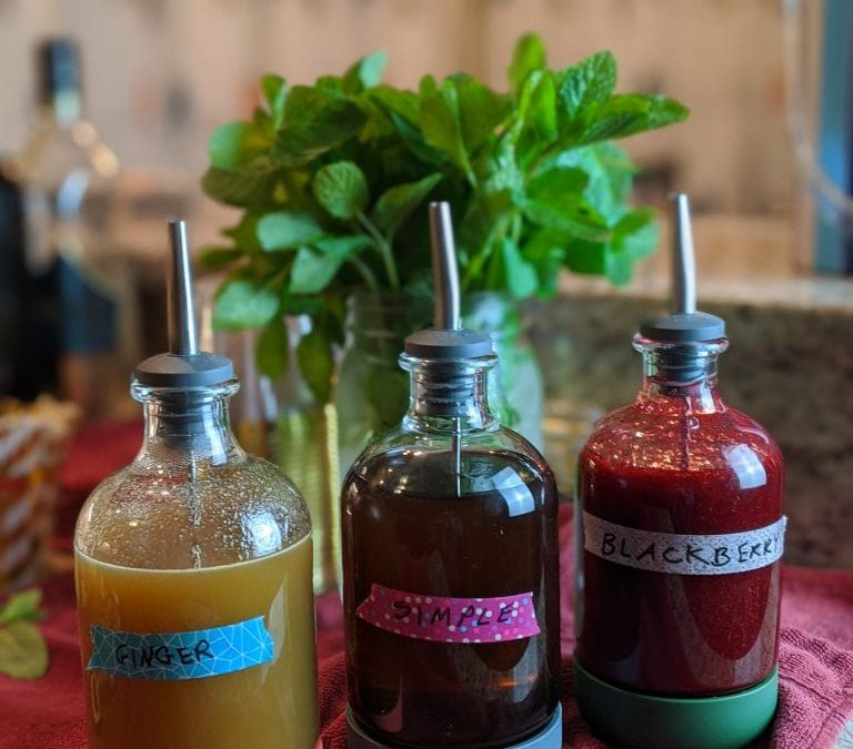 How to Build Your Own Self-Serve Mojito Bar to Wow a Crowd