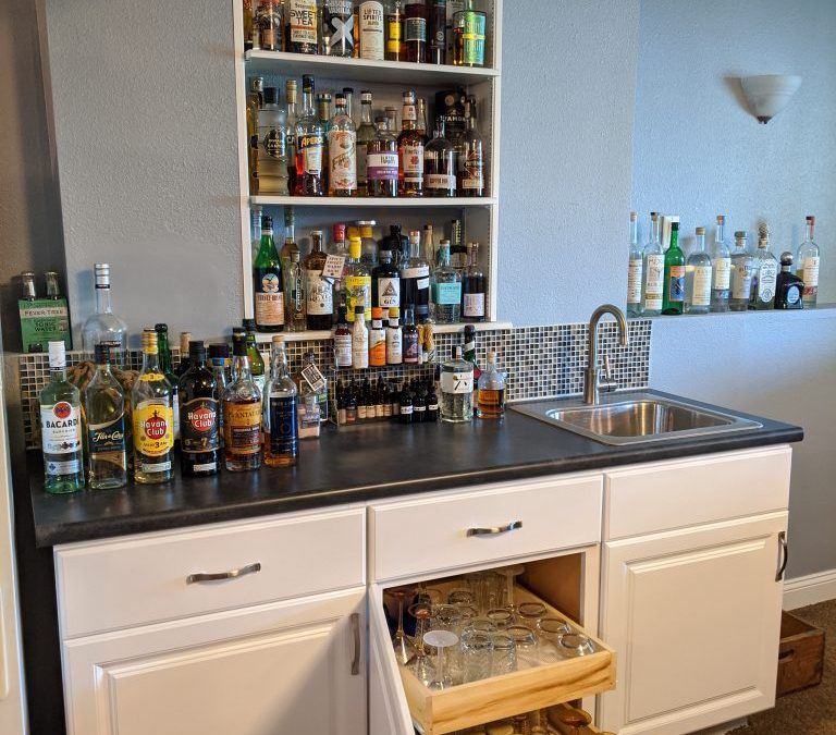 How to Stock a Home Bar: Essential Liquors & Mixers to Have