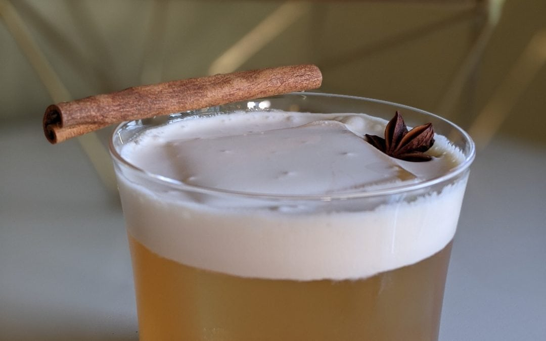 Falling in Leaves: the Apple Cider Cocktail You Need to Make Now