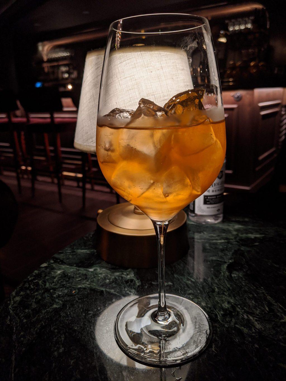 cocktails amaro aperitif spritz