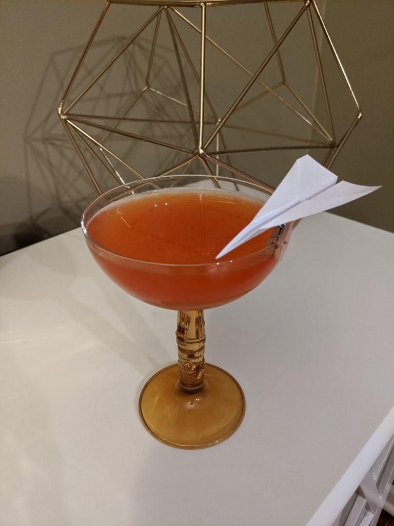 amaro cocktails paper plane