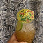bourbon drinks high tide