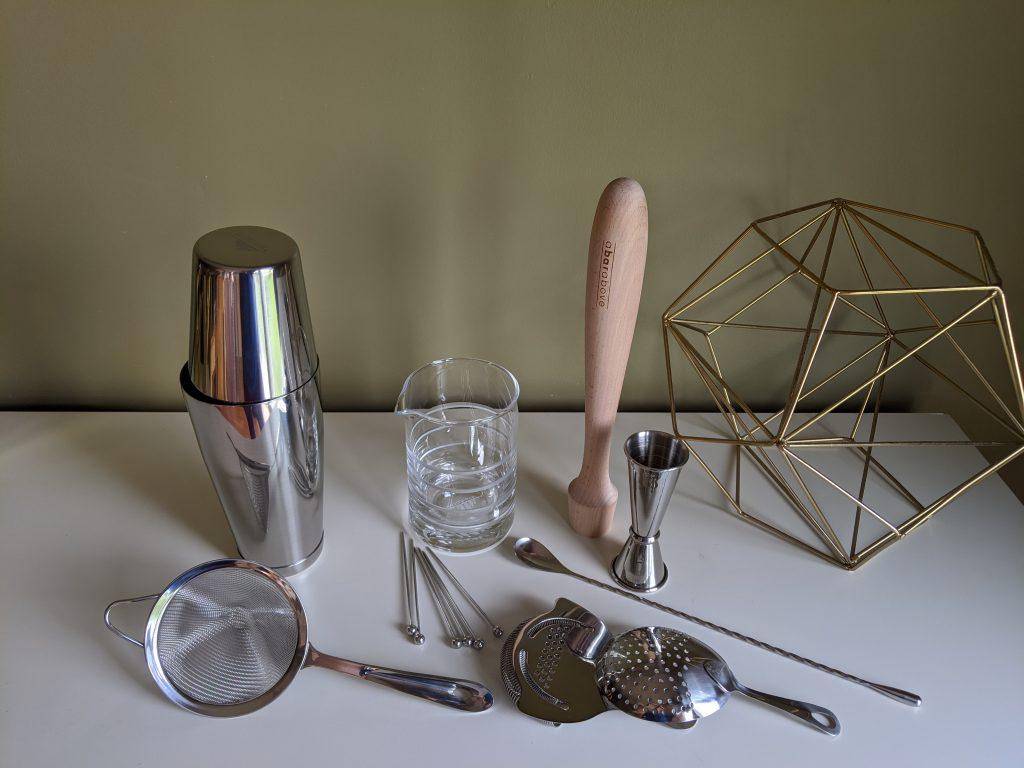 home bar tool set