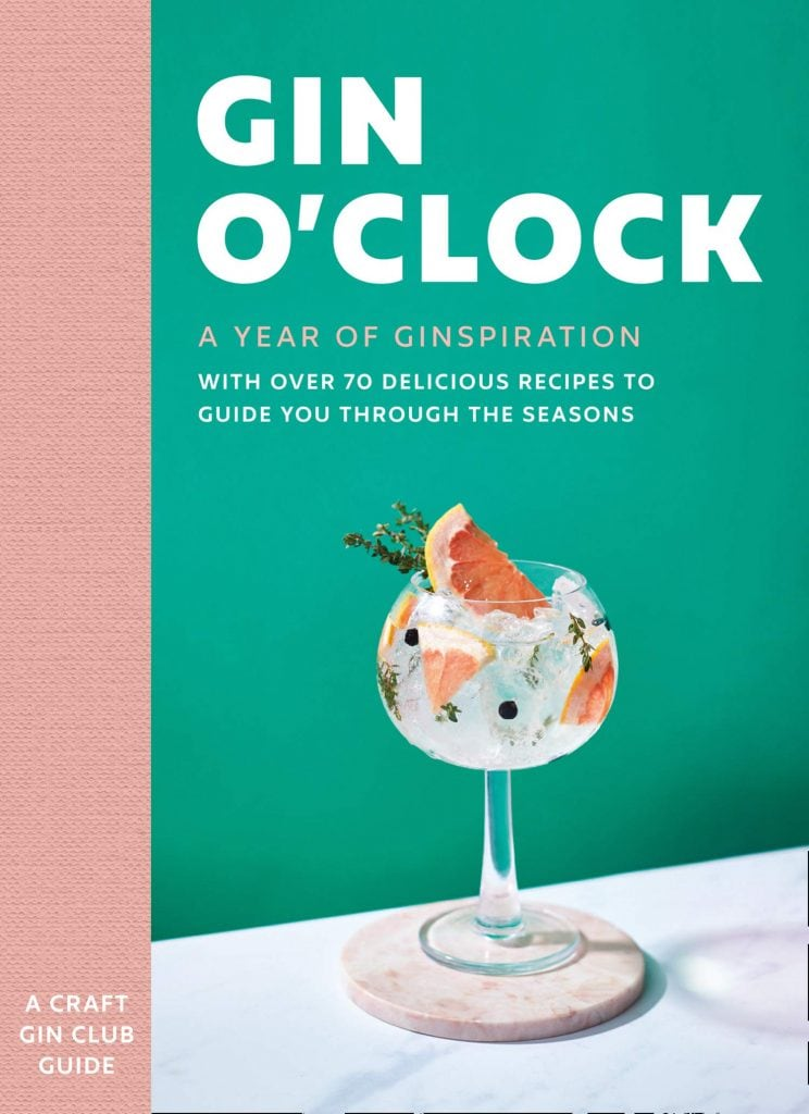 gin o'clock cocktail books of 2021