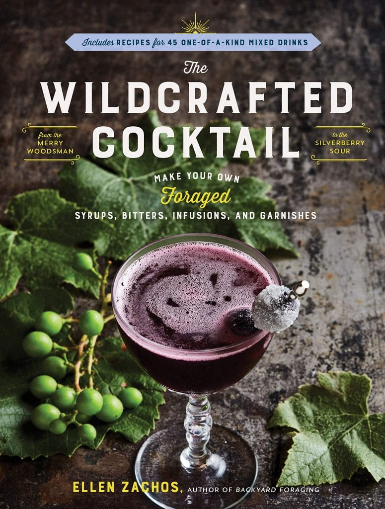 The Wildcrafted Cocktail book cover cocktail books of 2021