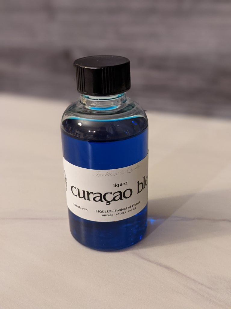 what blue curaçao to use in your blue lagoon cocktails giffard
