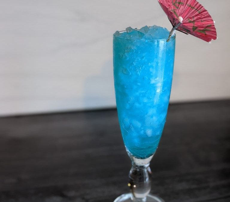 How to Make Better Blue Lagoon Cocktails