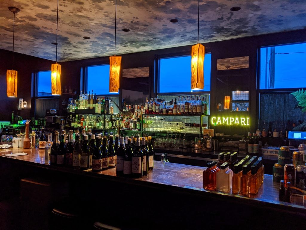 best cocktail bars in kansas city the campground bar