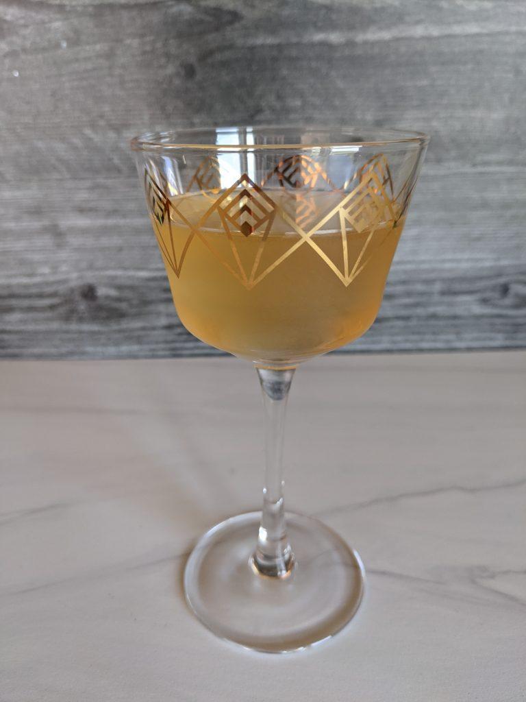 least caffeinated of the espresso martini variations