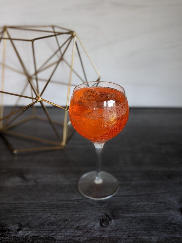 aperol gin cocktails spritz