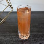 aperol gin cocktails ginger in a fizz glass