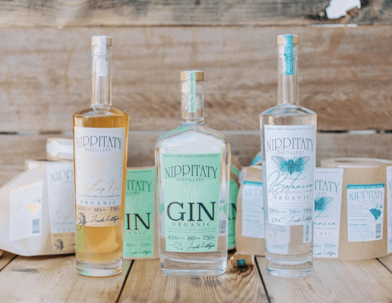 charleston distilleries Nippitaty products