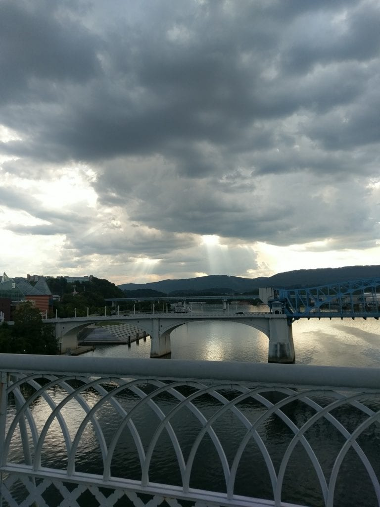 perfect day in chattanooga tennessee river