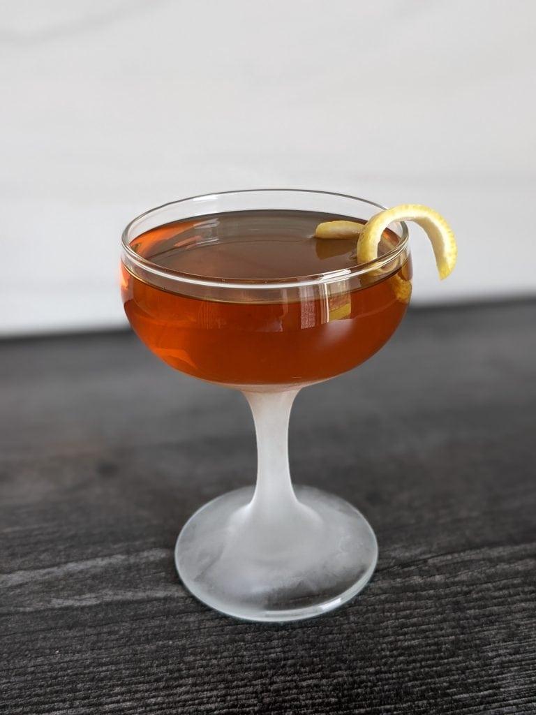 scotch cocktails rob roy