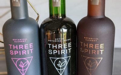 New Non-Alcoholic Spirits: A Review of Three Spirit Drinks