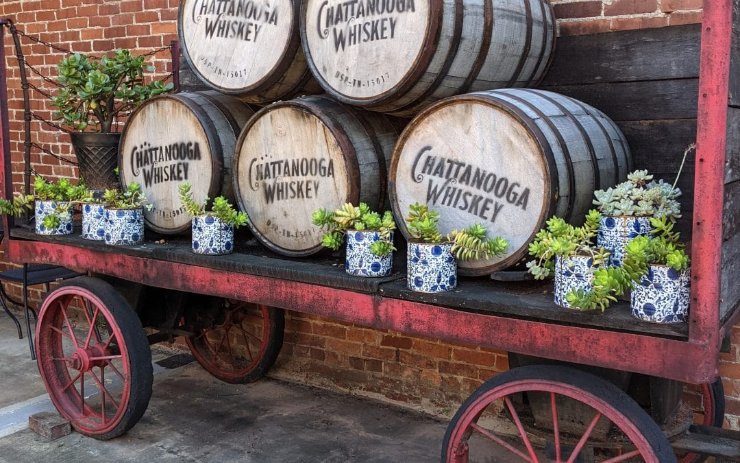 Wonder What a Visit to Chattanooga Whiskey is Like? Let's Go!