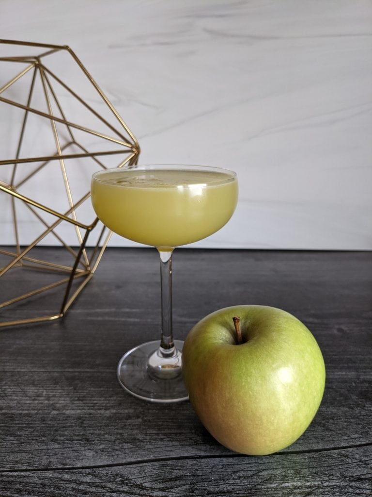 apple juice and rum granny smith apple