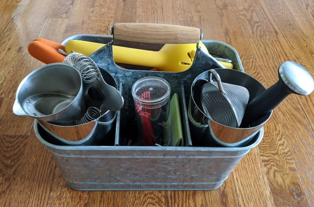 The Tools Every Home Bartender Needs