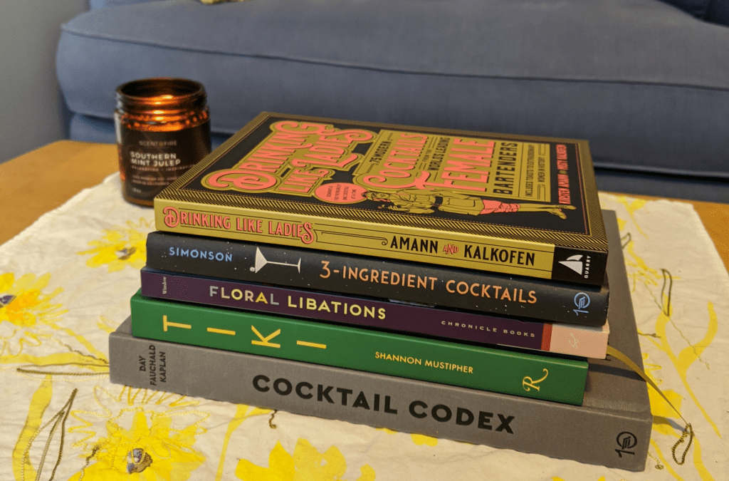 The Best Cocktail Books from 2018 and 2019