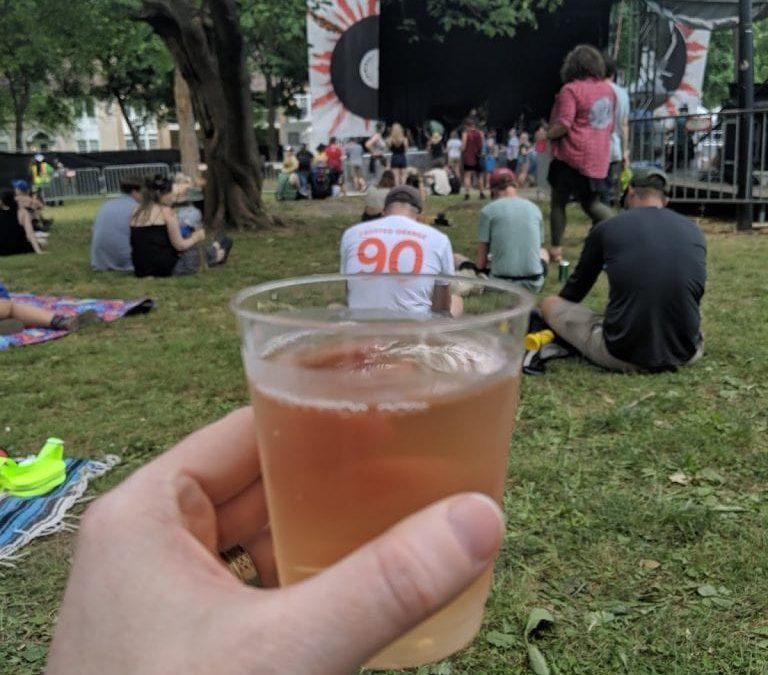 A Little Festival Fun in Atlanta – Day 2
